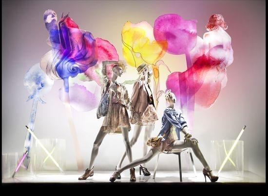 """El próximo viernes 30 y sábado 31 de agosto se llevará a cabo el curso """"Visual merchandising para empresas de moda""""  en Studio M Conover"""