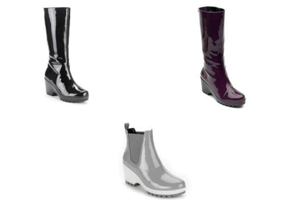 7.-ROCKPORT-Rainboots para Dama