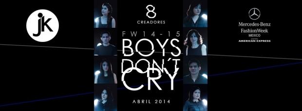 1.-Boys Don´t Cry-Universidad Jannette Klein