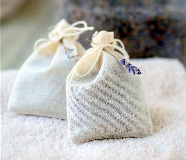 bolsitas de lavanda para el closet