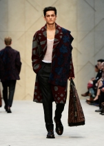 Burberry Prorsum Menswear Autumn_Winter 2014 - f5