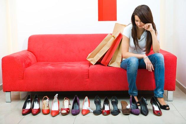 zapatos shopping
