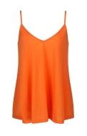 Blusa naranja C&A