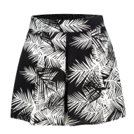Short estampado C&A