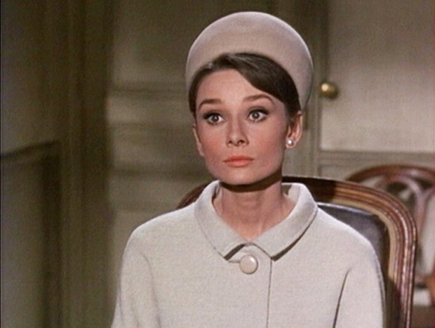 audrey hepburn pillbox hat
