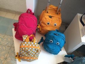 Kipling Summer Collection 11 back to school