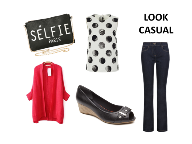 Look casual 2 Rockport