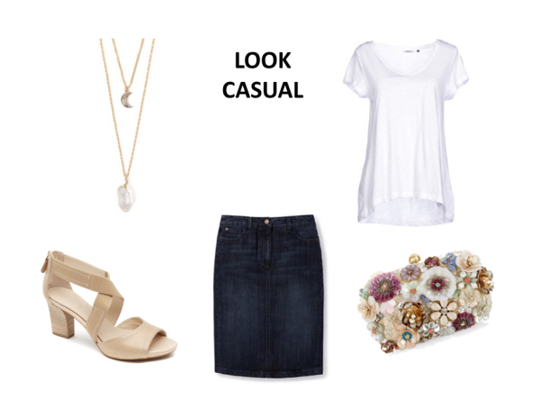 Look casual rockport