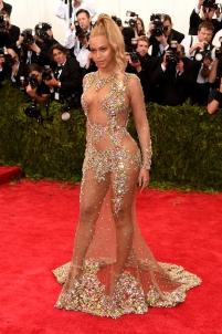 MET Gala 2015 Beyonce Givenchy GI