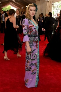 MET Gala 2015 Georgia May Jagger Gucci Getty Images